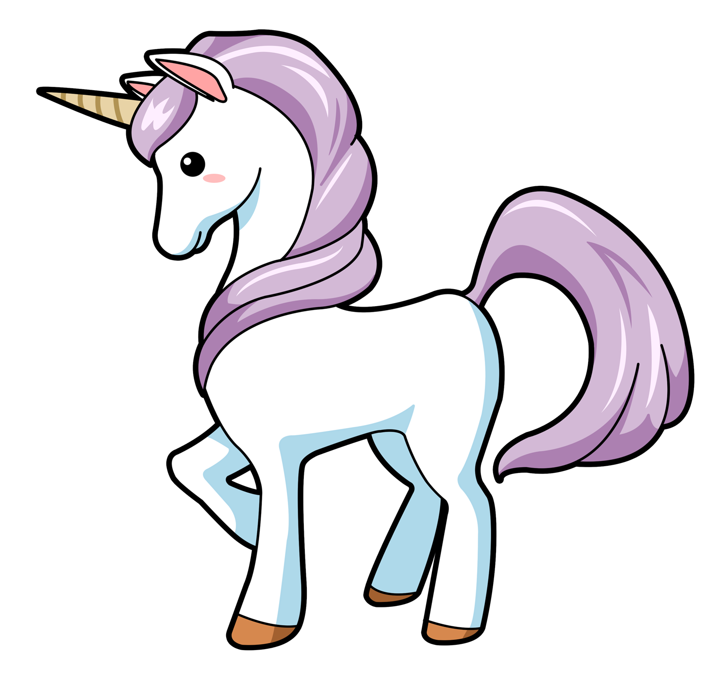 1500x1414 Free To Use Amp Public Domain Unicorn Clip Art