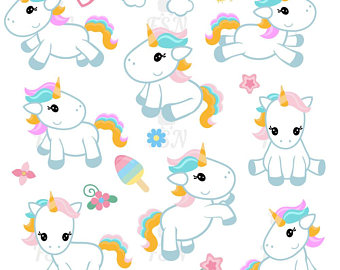 340x270 Unicorn Clip Art Punk Unicorn Funny Unicorn Rock Clipart Cute