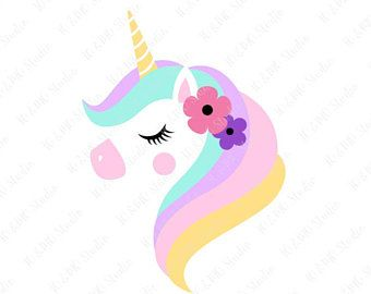 340x270 Unicorn Svg, Unicorn Face Svg, Turkey Unicorn Svg, Fall Unicorn