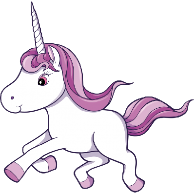 400x400 Unicorn Picture Unicorn Clipart Unicorns 1 Image 0