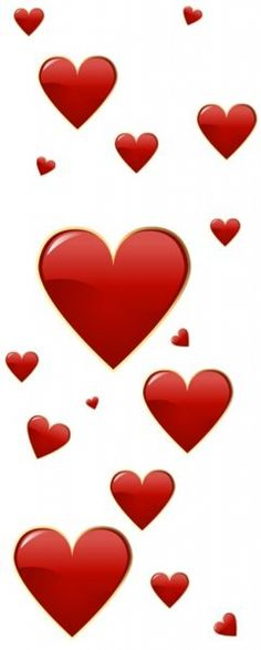 236x587 Red Hearts Png Clipart Image Cliparts 1 Clipart