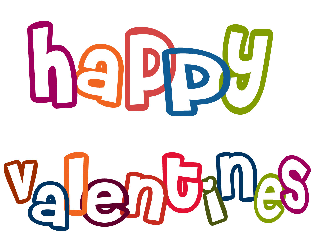 1260x945 Cute Clipart Free Cute Happy Valentine's Day Clipart Greetings