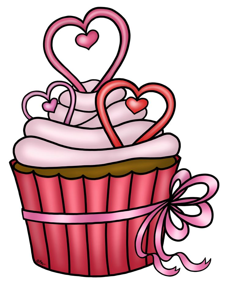 736x926 Valentine Cupcakes Clipart Quotes Amp Wishes For Valentine's Week