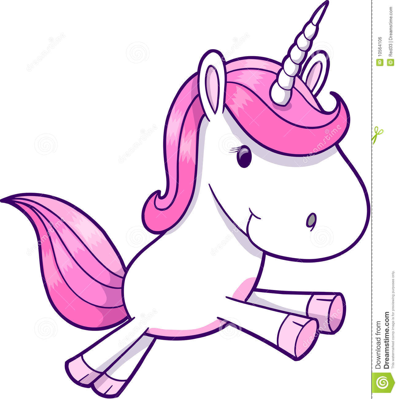 1300x1300 Cute Unicorn Clipart