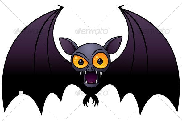 590x393 Vampire Bat Cartoon Find Here More Than