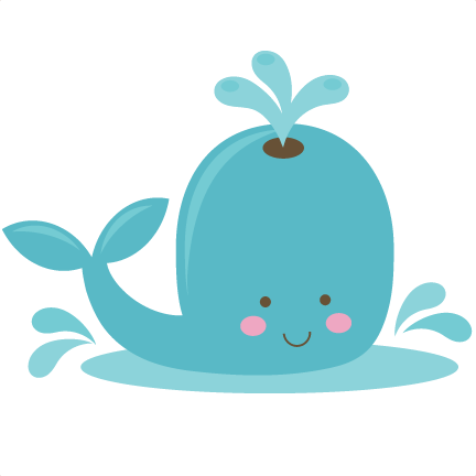 432x432 Cute Whale Svg File For Scrapbooking Whale Svg Cuts Whale Svg File