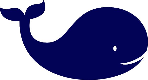 600x326 Whale Images Outline