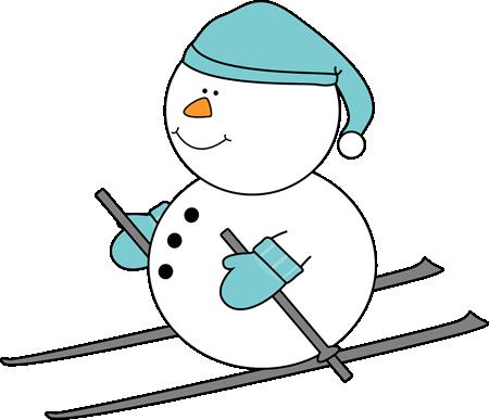 450x387 Winter Clip Art