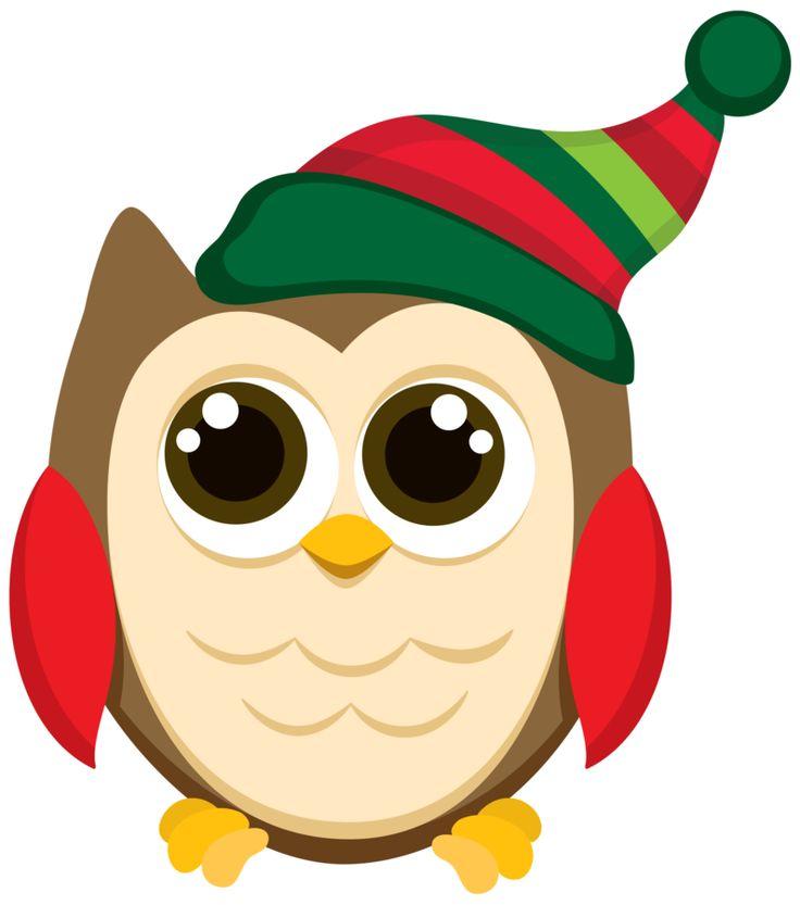 736x833 Winter Owl Clipart