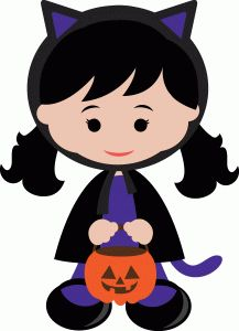 217x300 Cute Halloween Witches Clipart Amp More By Wraptheoccasion