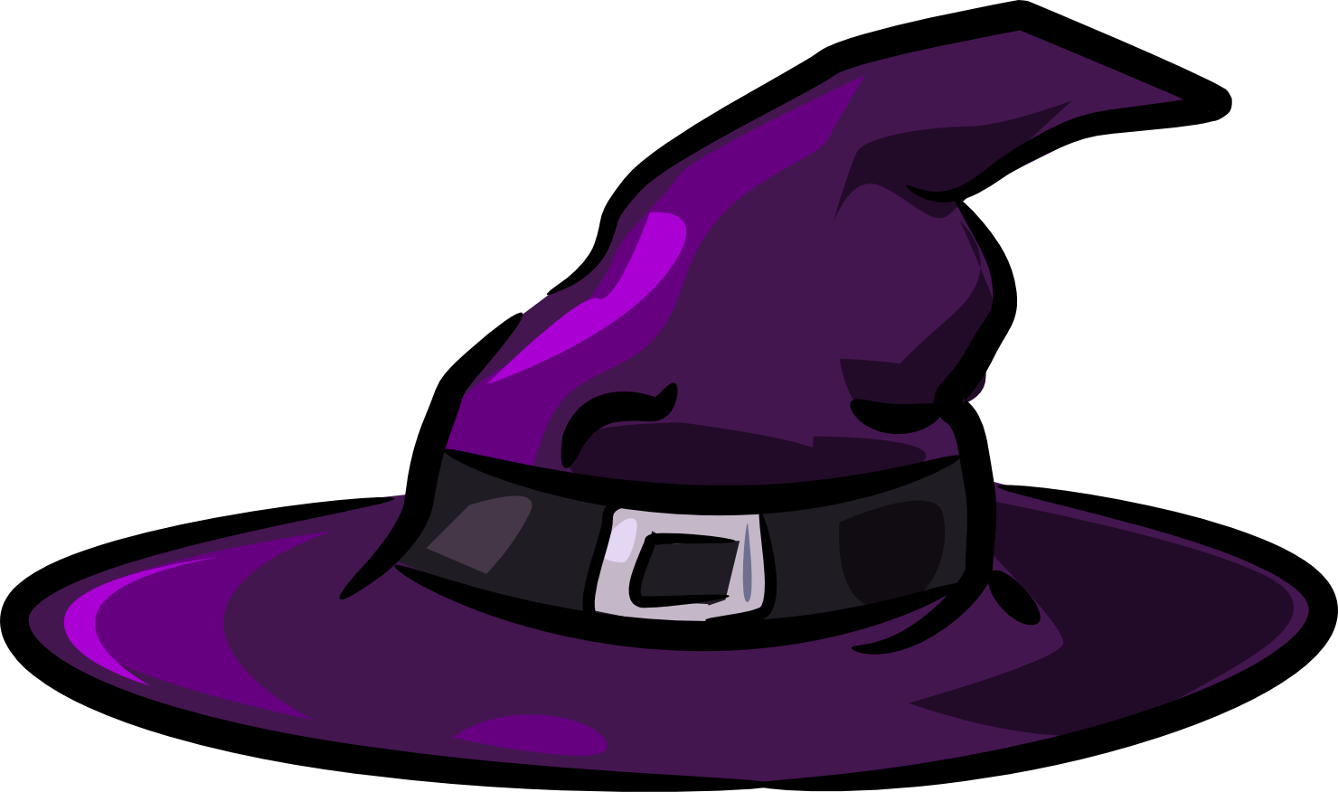1480x876 Cute Witch Hat Clipart