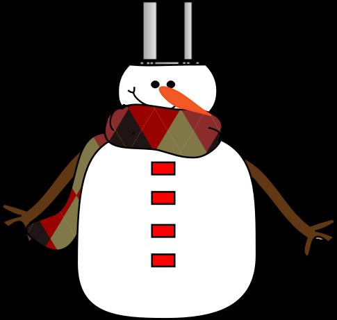 485x461 Top 92 Snowman Clip Art