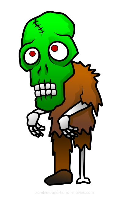 400x649 Zombie Free To Use Clip Art