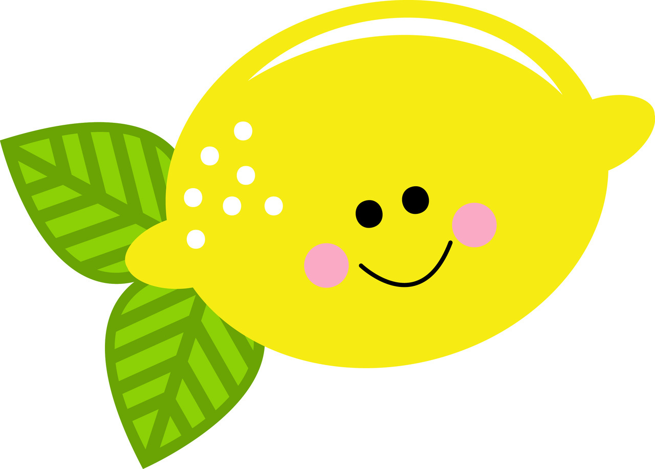 1280x917 Collection Of Cute Lemon Clipart High Quality, Free Cliparts