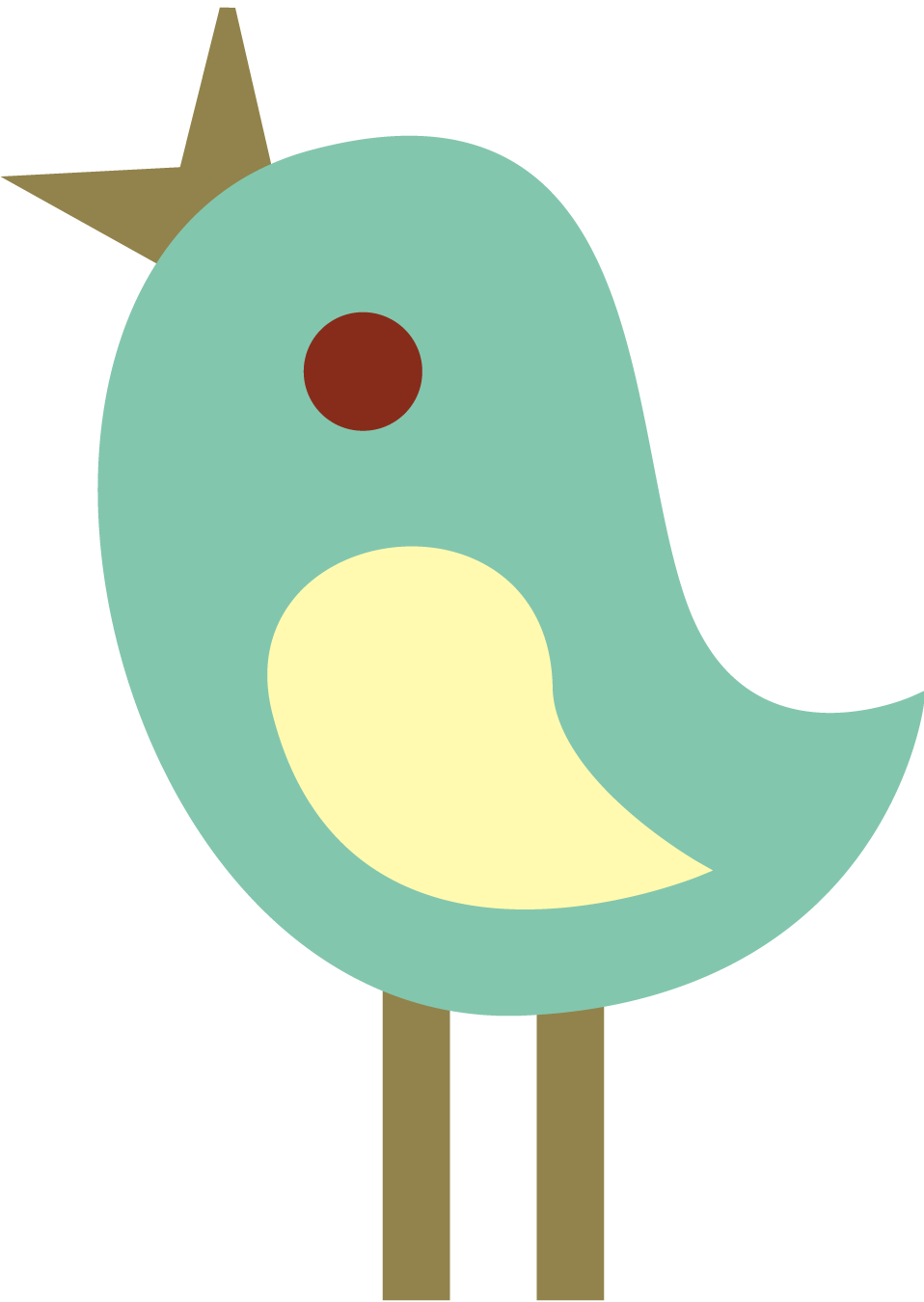 958x1350 Bird Clipart Png Image Collection