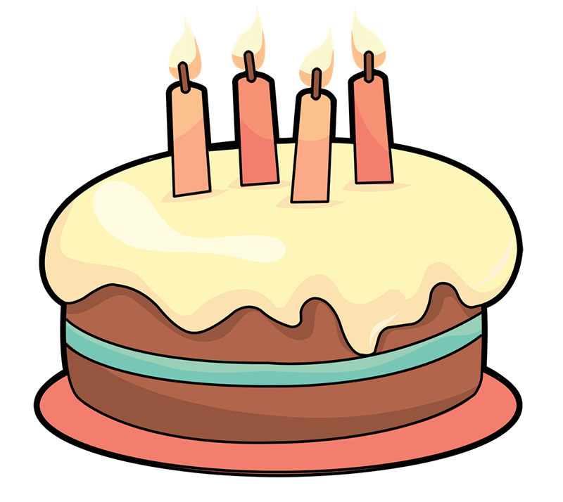 800x714 Cake Clipart Simple