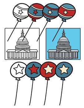 271x350 Election Cuties Clipart By Splashy Pix Teachers Pay Teachers