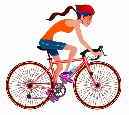 425x377 Charming Inspiration Clipart Bike Bicycle Clip Art At Vector Free