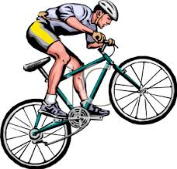 602x578 Cycling Clipart Cycle Race