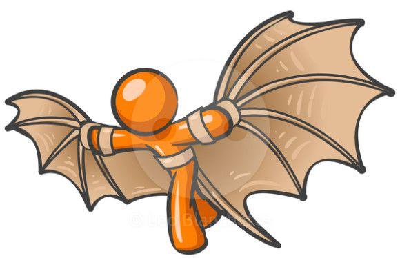 580x387 Wings Clip Art (396375) Da Vinci's Burning Man