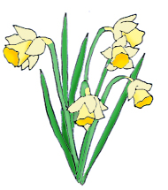190x215 Spring Clipart