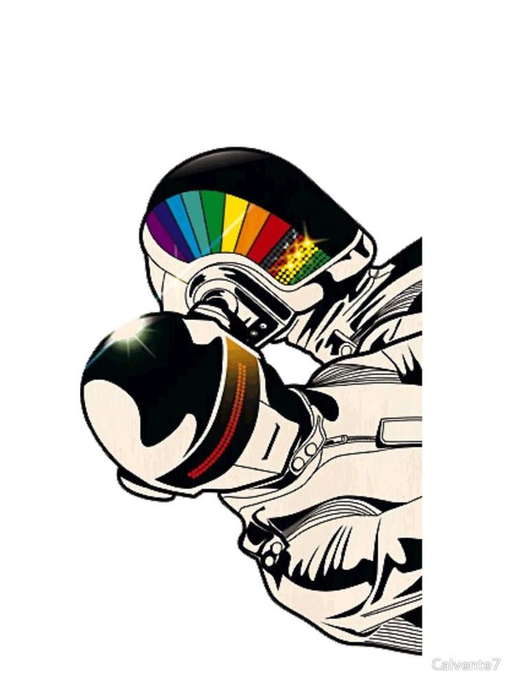 750x1000 Daft Punk Clipart Design