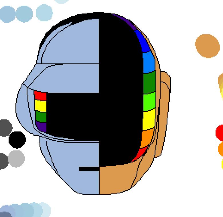 779x756 Daft Punk