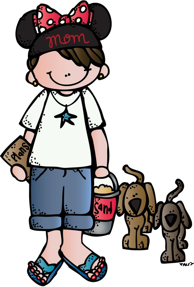 736x1089 School Kids Clipart Collection