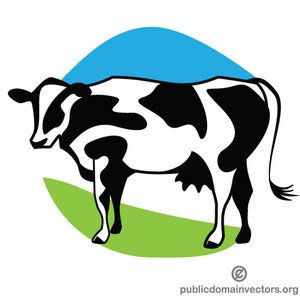 dairy cow clipart at getdrawings com free for personal use dairy rh getdrawings com dairy cow milk clipart dairy cow clipart