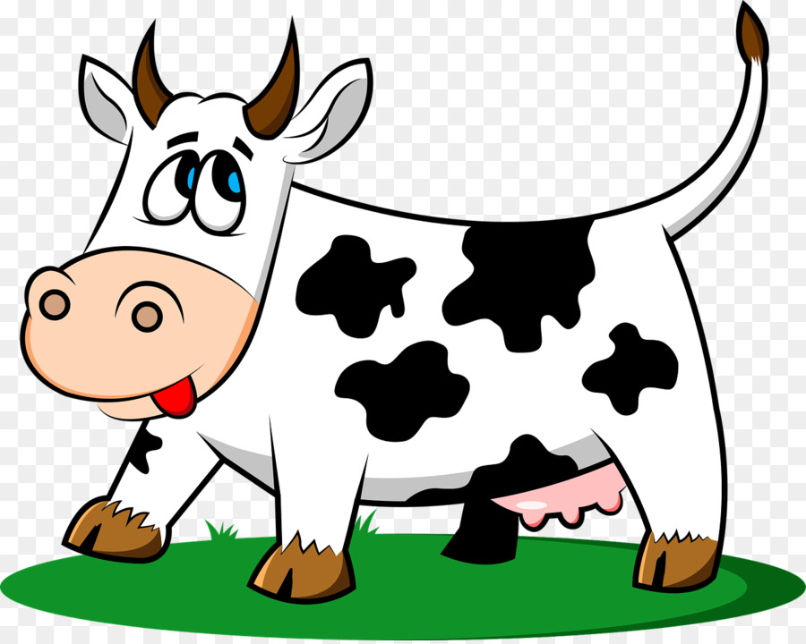 900x720 Cattle Milk Clip Art