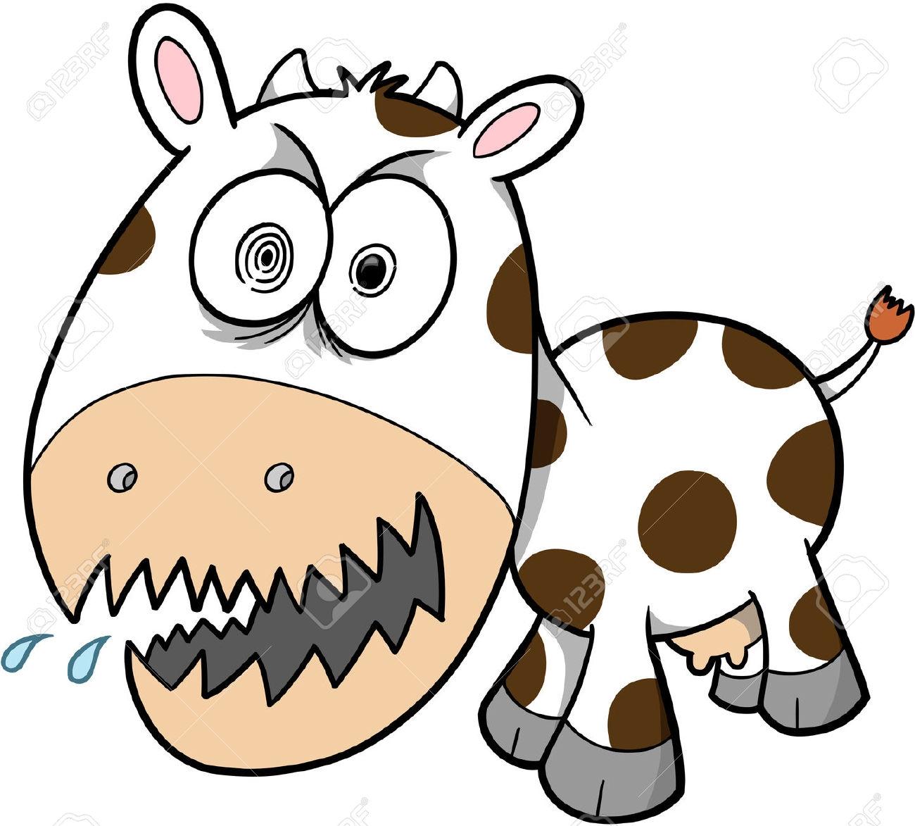 1300x1173 Clipart Cow On Animais Clip Art And Cute Cows
