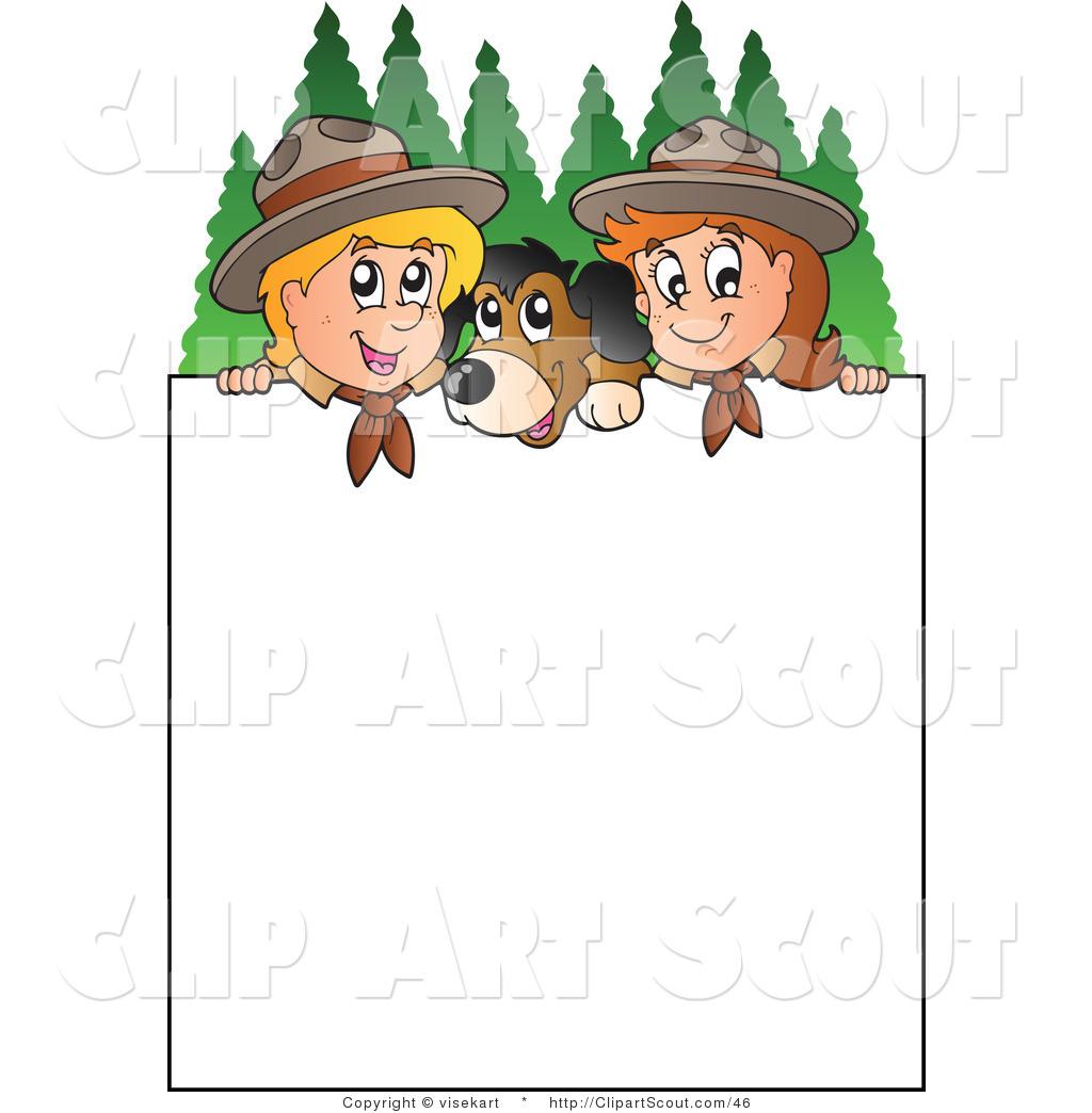 1024x1044 Boy Scout Clip Art Borders 101 Clip Art
