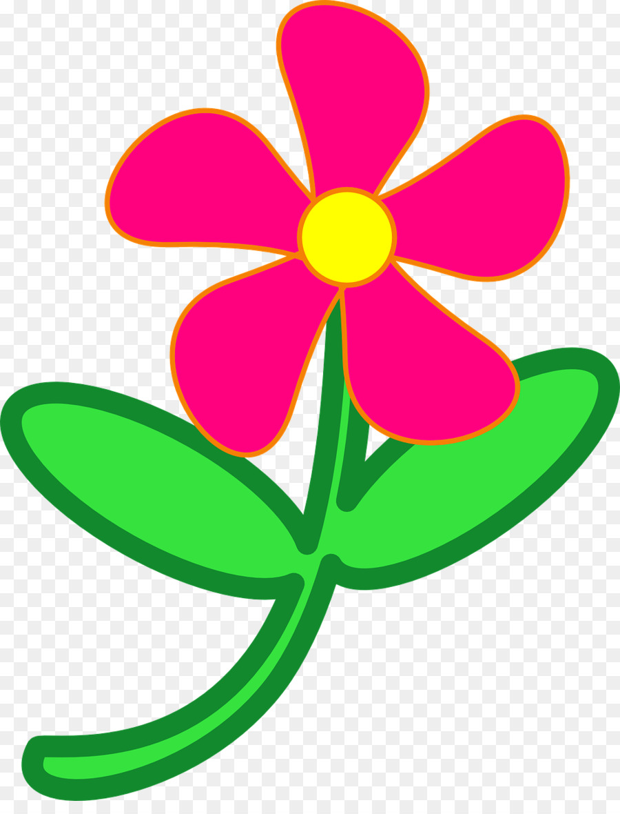 900x1180 Pink Flowers Red Clip Art