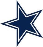 185x200 Dallas Cowboy Logos Clipart