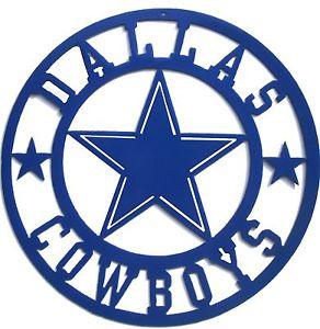 292x300 Dallas Cowboys Sign, Merchandise, Metal Ebay