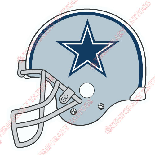 500x500 Dallas Cowboys Temp Tattoos Customize Temporary Tattoos,kids