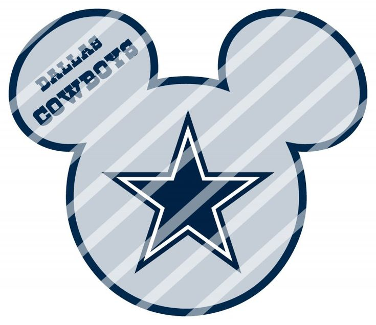 Dallas Cowboys Logo Clipart