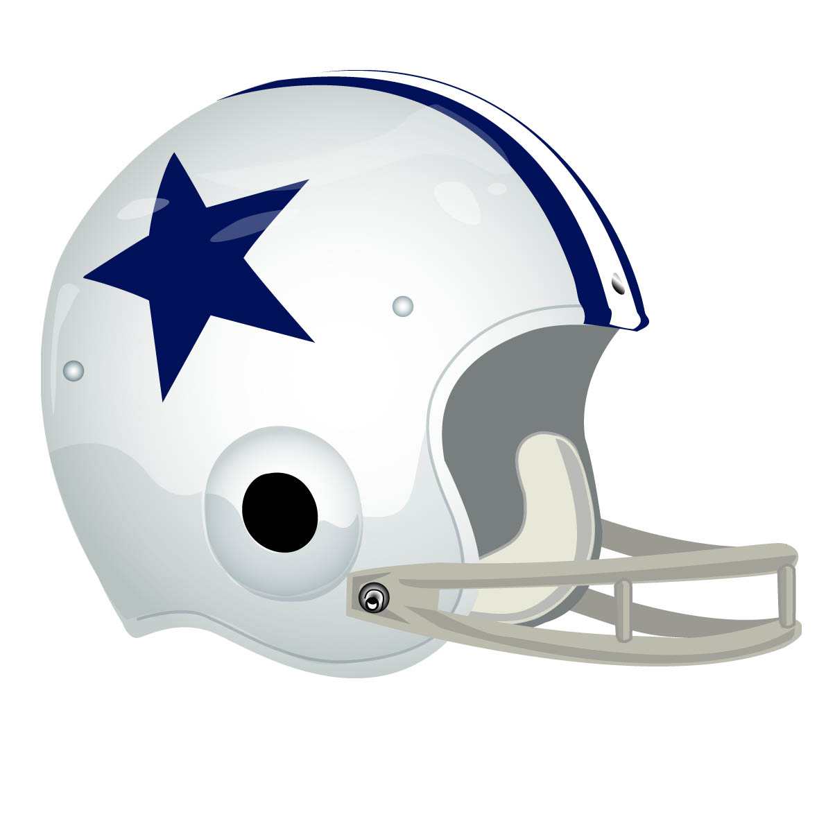 1204x1204 Dallas Cowboys Clipart