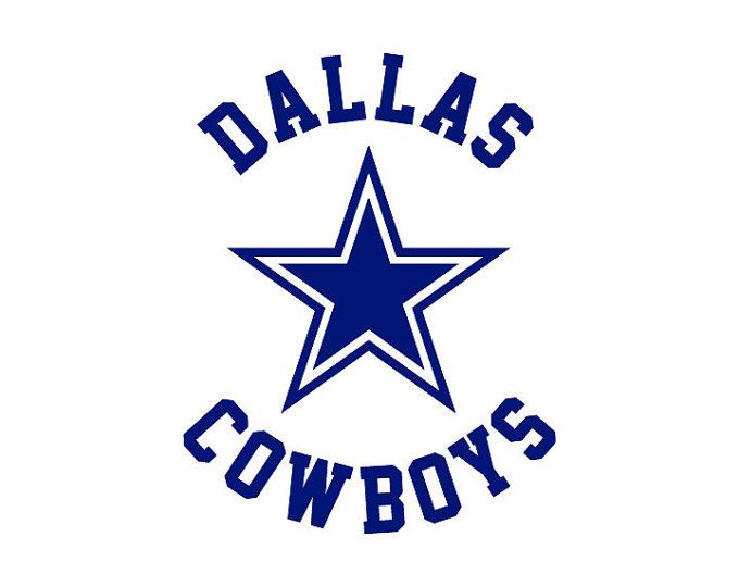 680x540 Dallas Cowboys Logos Free