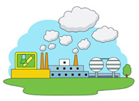 195x142 Free Industry Clipart