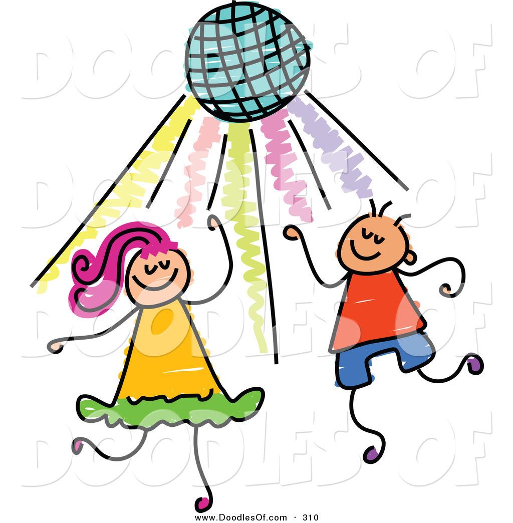 1024x1044 Dance Party Clipart