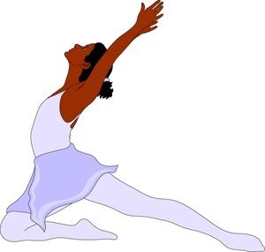 300x285 Dancer Clip Art