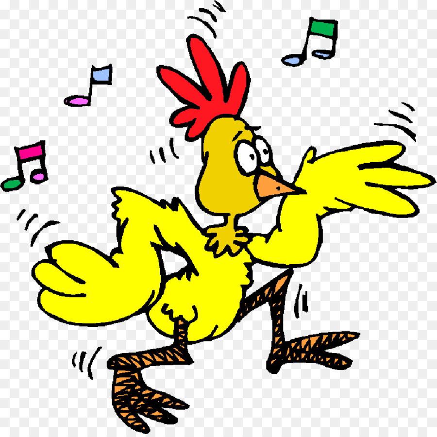 900x900 Chicken Dance Chicken Dance Chicken Meat Clip Art