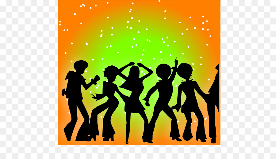900x520 Dancing Party Clipart Free