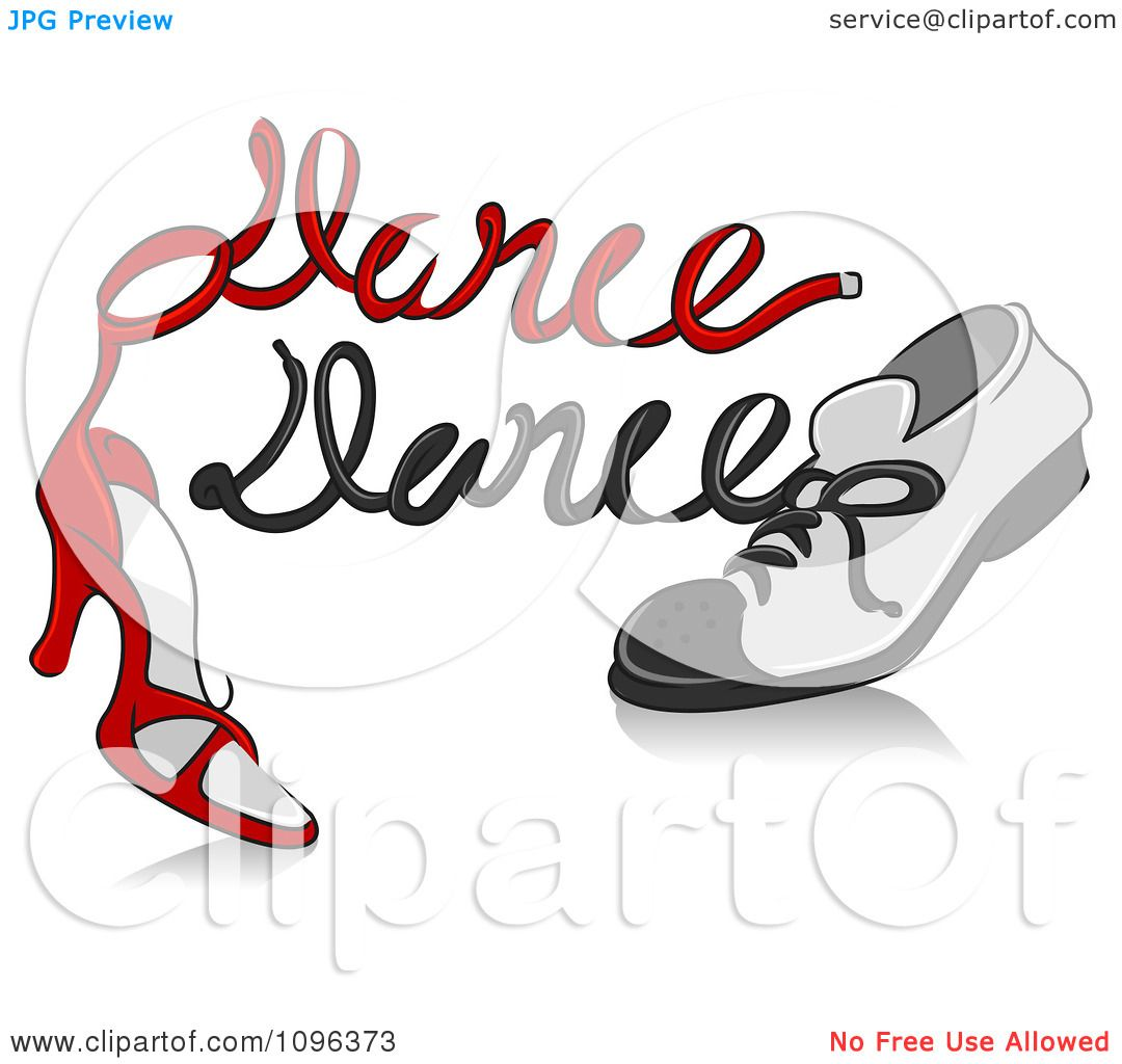 1080x1024 Clipart Red Heel And Mans Dancing Shoes