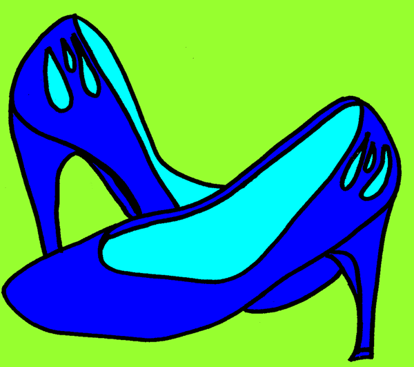 600x531 Majdhub Clip Art Dancing Shoes