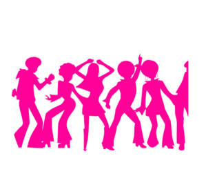 299x255 Dancing People Clip Art