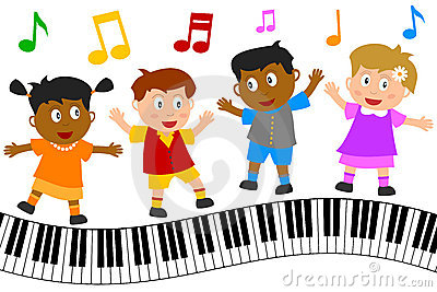 400x267 Free Clipart Kids Dancing