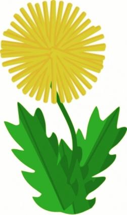 251x425 Free Download Of Dandelion Clip Art Vector Graphic