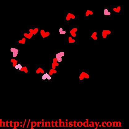 417x417 Hearts Dandelion Clip Art Clipart Panda